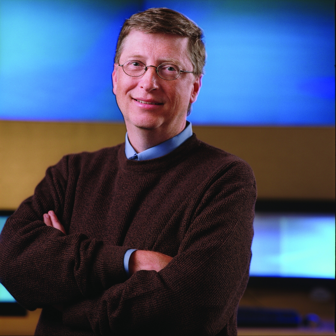 Bill Gates and his last dollar