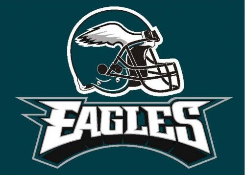 ... Eagles versus the Cowboys from Dallas. To an Eagles fan the Cowboys Eagle Football Logo