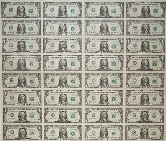 Fotos - Printable Paper Play Dollars