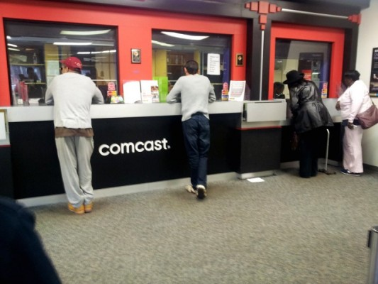 New Haven Comcast office