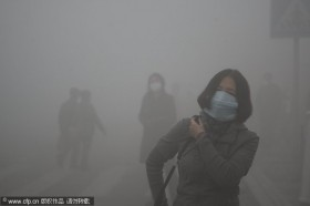 harbin pollution