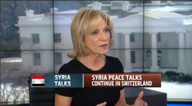 Andrea Mitchell Reports on msnbc