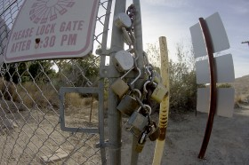 gate-with-many-locks