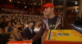 oscar pizza guy