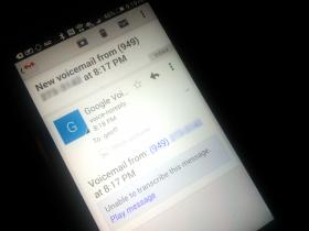 google-voice-screen
